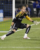 Mar 21, 2009, Toronto FC vs Kansas City Wizards - Stefan Frei Photographic Print by Scott Pribyl