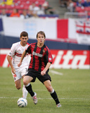 May 31, 2005, Chicago Fire vs MetroStars - Michael Bradley Photo by Allen Kee