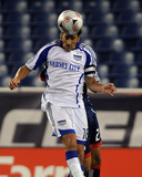 Jun 24, 2009, Kansas City Wizards vs New England Revolution - Eric Kronberg Photographic Print by Keith Nordstrom