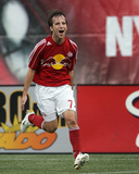Jul 22, 2006, Kansas City Wizards vs New York Red Bulls - Mike Magee Photographic Print by Rich Schultz