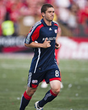 May 23, 2009, New England Revolution vs Toronto FC - Chris Tierney Photo by Paul Giamou