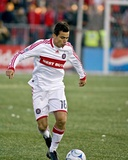 Oct 18, 2008, Chicago Fire vs Toronto FC - Marco Pappa Photo by Paul Giamou