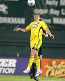 Apr 17, 2008, Columbus Crew vs D.C. United - Robbie Rogers Photographic Print by Tony Quinn