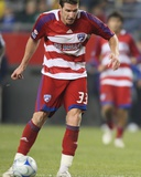 Jun 6, 2008, FC Dallas vs New England Revolution - Kenny Cooper Photographic Print by Martin Morales