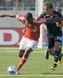May 19, 2007, D.C. United vs Toronto FC - Maurice Edu Photo by Paul Giamou