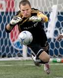 May 2, 2009, Columbus Crew vs Toronto FC - Stefan Frei Photographic Print by Paul Giamou