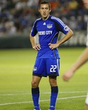 May 6, 2009, D.C. United vs Kansas City Wizards - Davy Arnaud Photo by Scott Pribyl