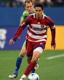 May 16, 2009, Seattle Sounders FC vs FC Dallas - Tyson Wahl Photo by Ronald Martinez