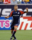 May 30, 2009, D.C. United vs New England Revolution - Darrius Barnes Photo by Keith Nordstrom