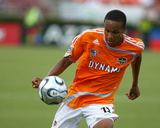Jun 3, 2007, FC Dallas vs Houston Dynamo - Ricardo Clark Photographic Print by Thomas Shea