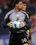 May 19, 2007, Columbus Crew vs New York Red Bulls - Andy Gruenebaum Photographic Print by Rich Schultz
