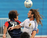 Aug 23, 2009, Real Salt Lake vs New England Revolution - Kyle Beckerman Photo by Keith Nordstrom