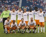 Jun 5, 2009, Houston Dynamo vs Chicago Fire - Corey Ashe Photographic Print by Brian Kersey