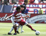 Mar 29, 2009, Chivas USA vs FC Dallas - Paulo Nagamura Photographic Print by Rick Yeatts