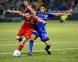 Mar 21, 2009, Toronto FC vs Kansas City Wizards - Sam Cronin Photographic Print by Scott Pribyl