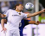 May 30, 2009, Kansas City Wizards vs Los Angeles Galaxy - Mike Magee Photographic Print by Robert Mora