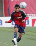 May 3, 2008, Los Angeles Galaxy vs Real Salt Lake - Javier Morales Photo by Melissa Majchrzak