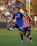 May 23, 2009, Chivas USA vs Kansas City Wizards - Davy Arnaud Photo by Scott Pribyl