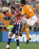 May 3, 2008, Chivas USA vs Houston Dynamo - Patrick Ianni Photographic Print by Thomas B. Shea