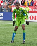 Apr 4, 2009, Seattle Sounders FC vs Toronto FC - Steve Zakuani Photo by Paul Giamou