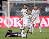 Jun 13, 2009, Real Salt Lake vs Los Angeles Galaxy - Mike Magee Photographic Print by German Alegria