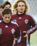 Mar 19, 2008, Colorado Rapids Burgundy & Blue Game - Stephen Keel Photo by Garrett Ellwood
