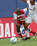 May 20, 2007, Real Salt Lake vs FC Dallas - Dominic Oduro Photo by Rick Yeatts