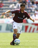 May 4, 2008, D.C. United vs Colorado Rapids - Kosuke Kimura Photo by Garrett Ellwood