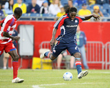 Jun 6, 2008, FC Dallas vs New England Revolution - Shalrie Joseph Photo by Martin Morales