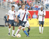 2007 CONCACAF Gold Cup: Jun 12, USA vs El Salvador - Michael Bradley Photographic Print by T. Quinn