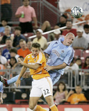Jun 7, 2007, Colorado Rapids vs Houston Dynamo - Conor Casey Photographic Print by Thomas Shea