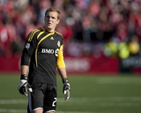 Apr 11, 2009, FC Dallas vs Toronto FC - Stefan Frei Photographic Print by Paul Giamou