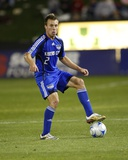 Oct 18, 2008, San Jose Earthquakes vs Kansas City Wizards - Michael Harrington Photo by Scott Pribyl