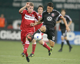 Jun 14, 2009, Chicago Fire vs D.C. United - Logan Pause Photo by Tony Quinn