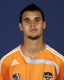 2007 Houston Dynamo Headshots - Chris Wondolowski Photographic Print by Stephen Pinchback