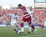 May 24, 2008, Real Salt Lake vs FC Dallas - Kenny Cooper Photographic Print by Rick Yeatts