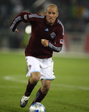 May 2, 2009, Real Salt Lake vs Colorado Rapids - Conor Casey Photo by Garrett Ellwood