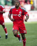 May 2, 2009, Columbus Crew vs Toronto FC - Marvell Wynne Photo by Paul Giamou