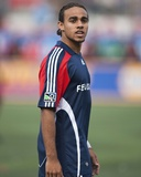 May 23, 2009, New England Revolution vs Toronto FC - Kevin Alston Photo by Paul Giamou