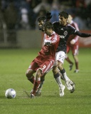 Oct 22, 2009, Chivas USA vs Chicago Fire - Baggio Husidic Photo by Brian Kersey