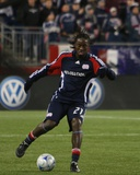 Oct 30, 2008, Chicago Fire vs New England Revolution - Shalrie Joseph Photographic Print by Martin Morales
