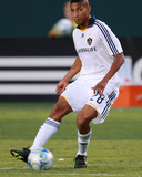 Jul 4, 2008, New England Revolution vs Los Angeles Galaxy - Sean Franklin Photographic Print by Robert Mora