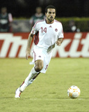 2007 CONCACAF Gold Cup: Jun 11, Hait- vs Canad - Dwayne DeRosario Photo