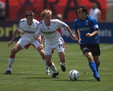 May 1, 2004, D.C. United vs San Jose Earthquakes - Brian Carroll Photographic Print by Steve Grayson