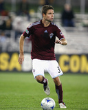 Sep 23, 2009, San Jose Earthquakes vs Colorado Rapids - Drew Moor Photo by Garrett Ellwood