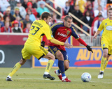Oct 31, 2009, Columbus Crew vs Real Salt Lake - Eric Brunner Photographic Print by Melissa Majchrzak
