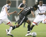 Apr 17, 2009, New England Revolution vs D.C United - Chris Tierney Photographic Print by Tony Quinn