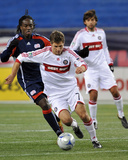 Oct 17, 2009, Chicago Fire vs New England Revolution - Logan Pause Photo by Keith Nordstrom