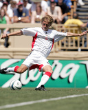 May 1, 2004, D.C. United vs San Jose Earthquakes - Brian Carroll Photographic Print by John Todd