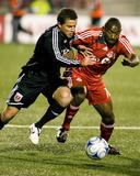 May 21, 2008, D.C. United vs Toronto FC - Marc Burch Photo by Paul Giamou
